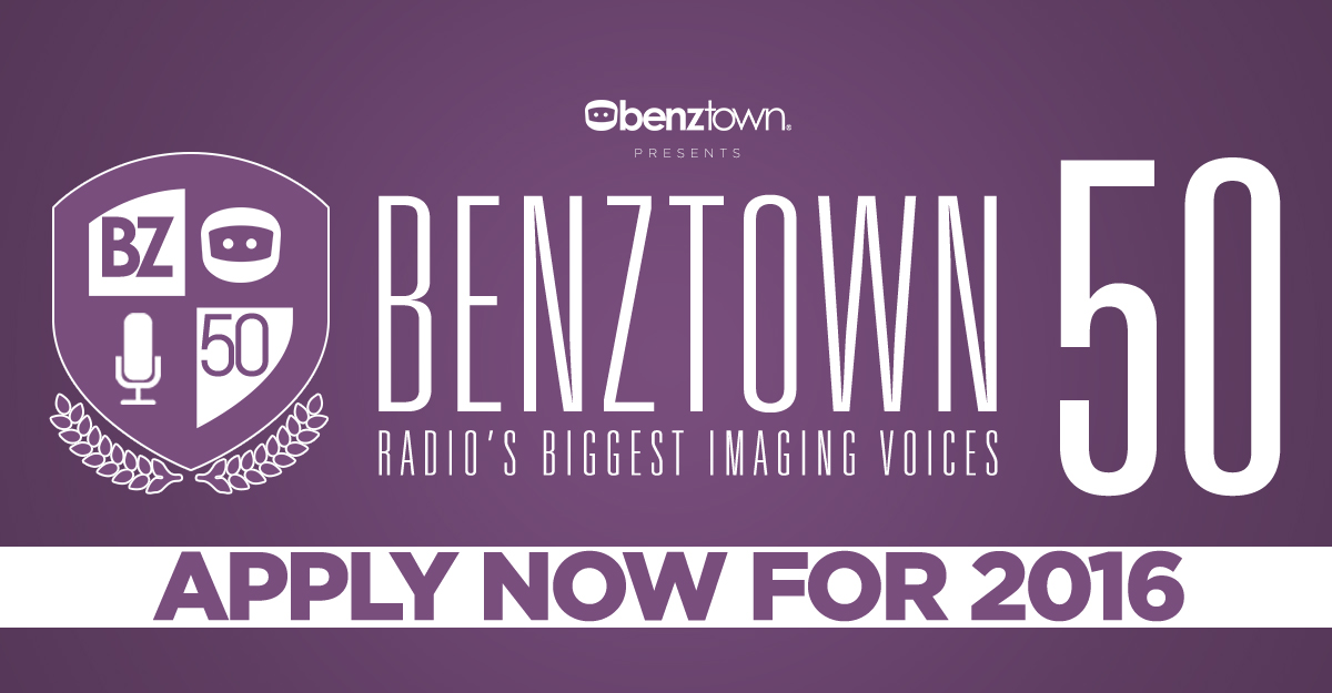 3rd Annual Benztown 50 Apps Open