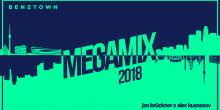 Benztown 2018 Megamix by Jan Bruckner and Alex Kusesnov