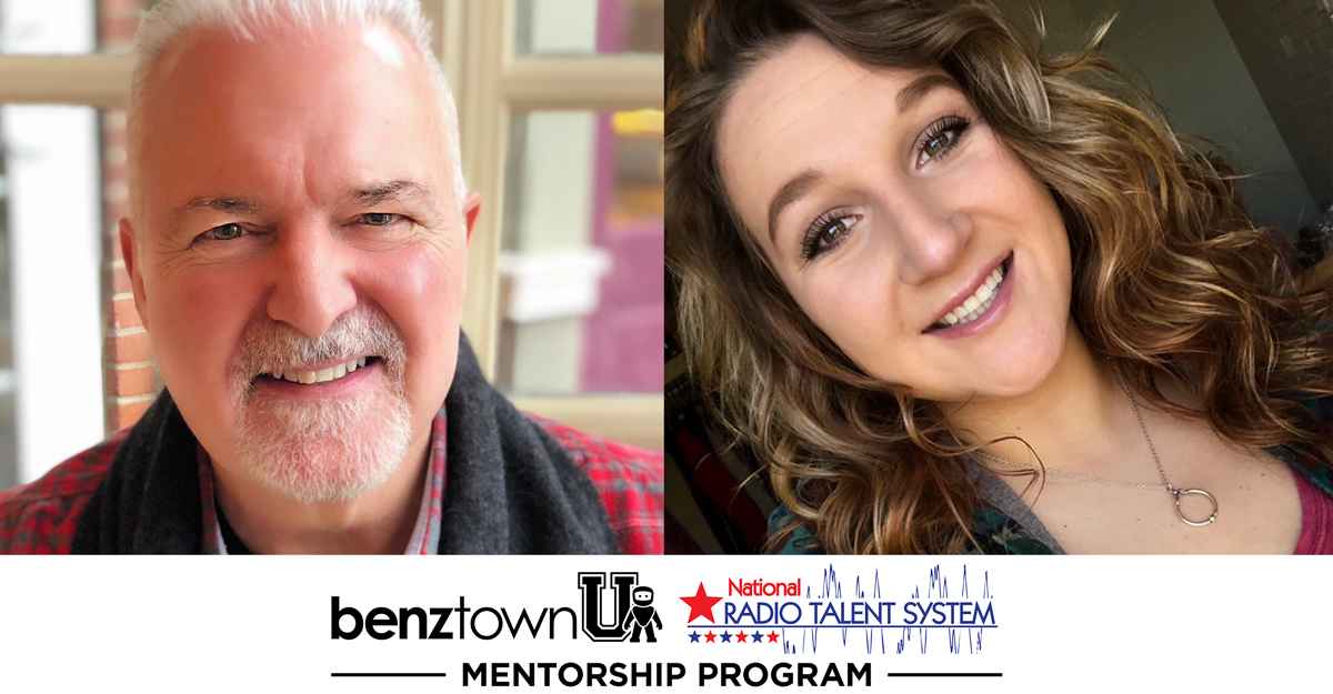 Benztown Kicks off New Radio Mentorship Program for Students in Radio!