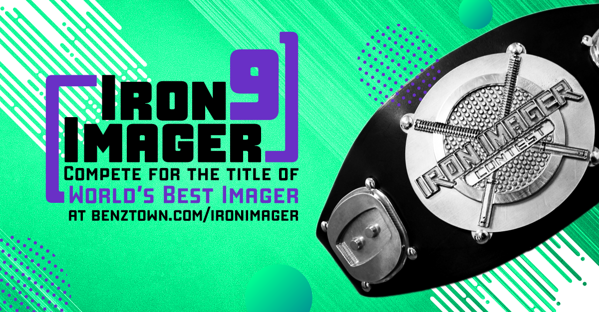 Iron Imager 9