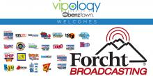 Vipology Signs Forcht