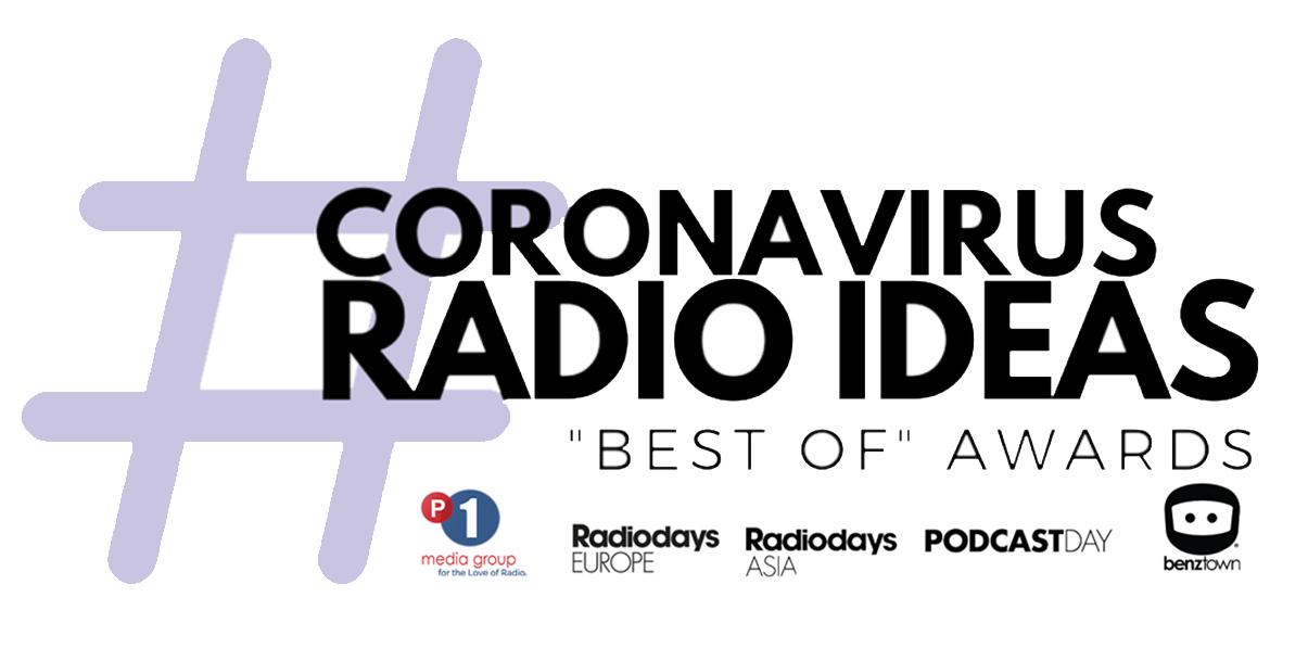 Coronavirus Radio Ideas Graphic