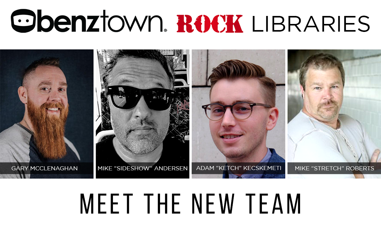Rock Library Team