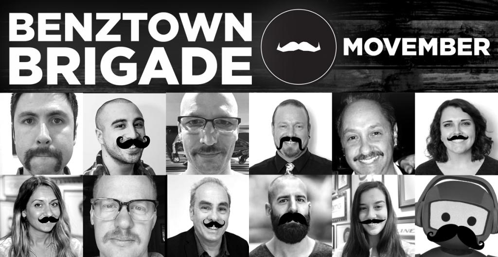 BZ Brigade Movember