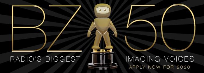 Benztown 50 Voiceover Awards