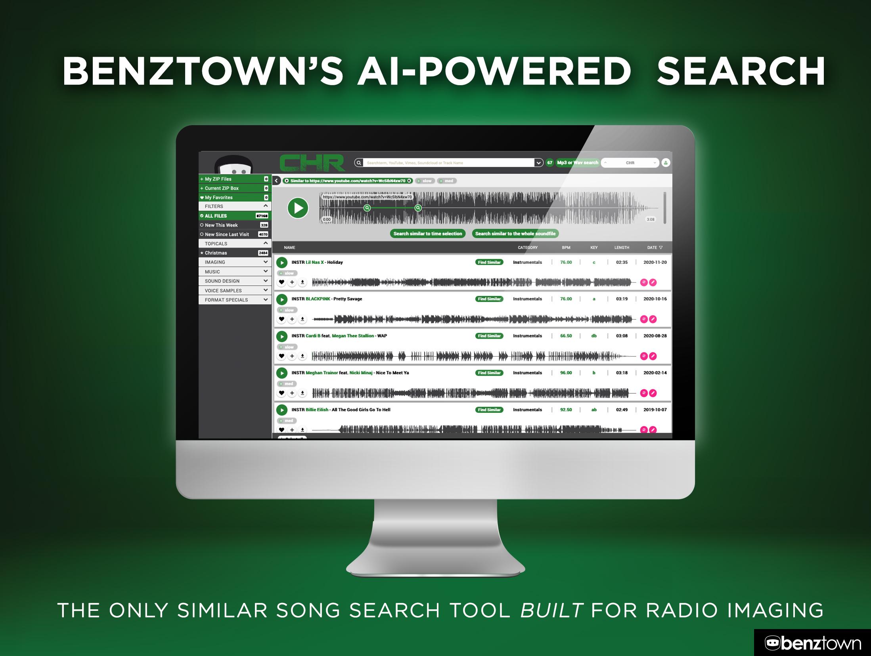 Benztown AI Tool