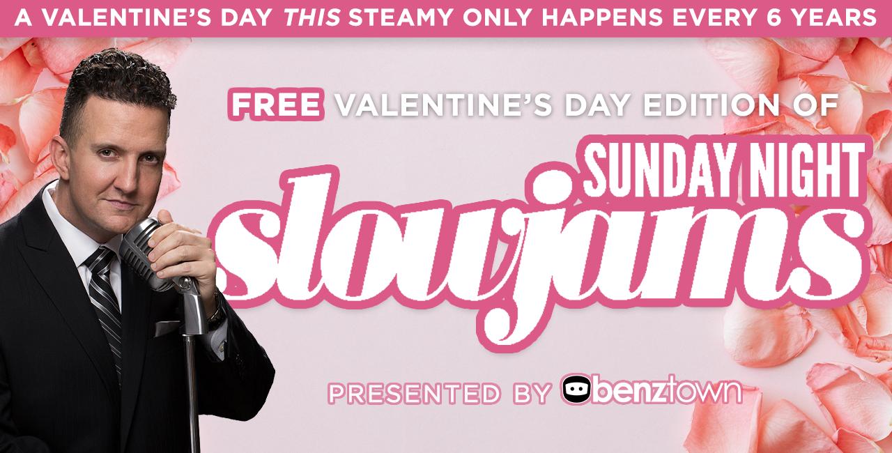 Slow Jams Valentine's day