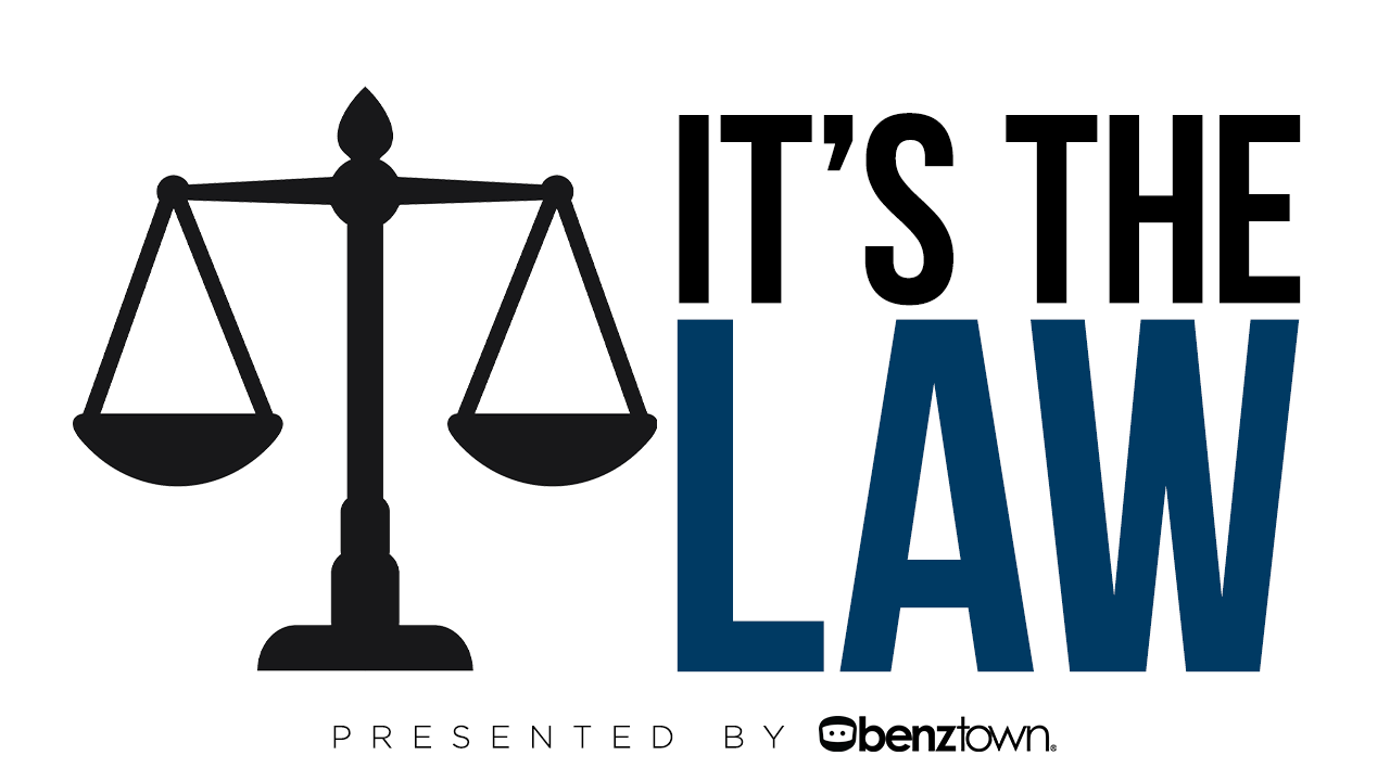 BZ Its the Law Logo