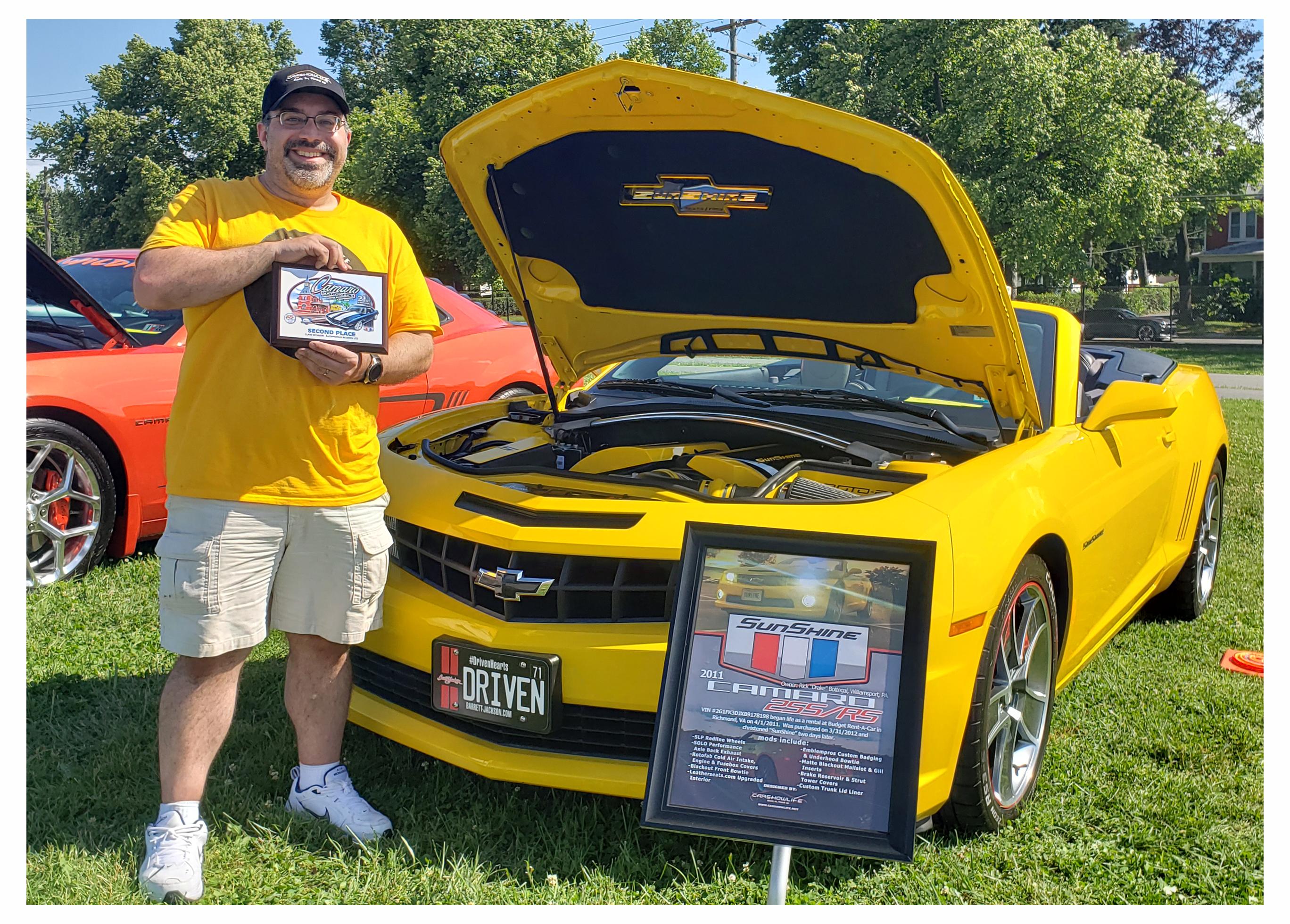Drake Donovan Car Show