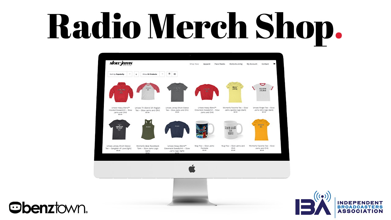 RadioMerchShop_IBA